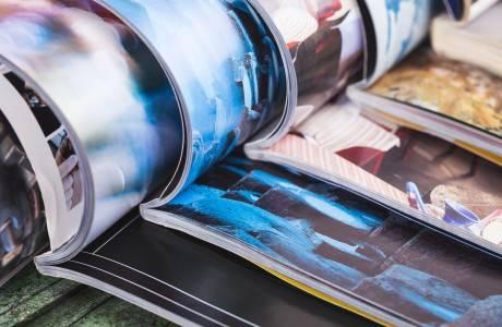 הדפסת חוברות קטלוגים וספרים